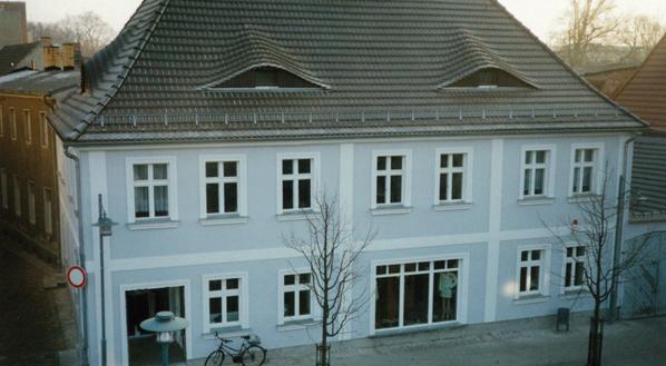 Wohn- und Geschäftshaus Schmidt