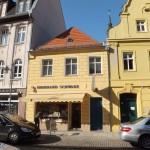 Wohn- und Geschäftshaus Schwarz