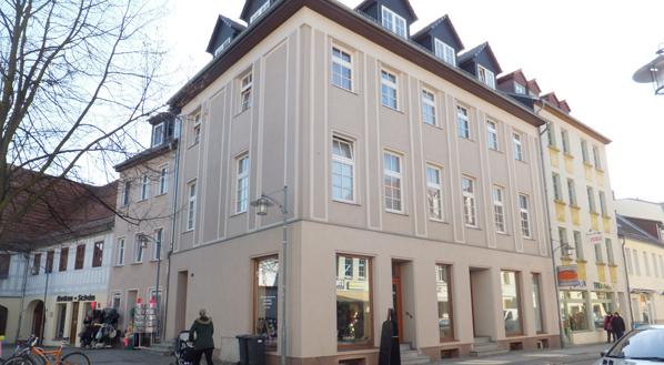 Wohn- und Geschäftshaus König