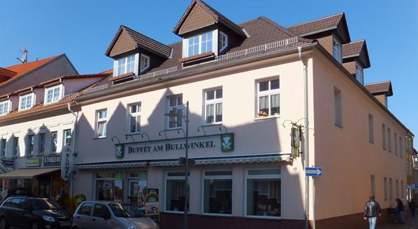 Wohn- und Geschäftshaus Schütz