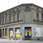Wohn- und Geschäftshaus Heinze vorher