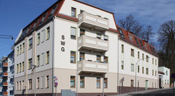 Mehrfamilienhaus Bergstraße 1