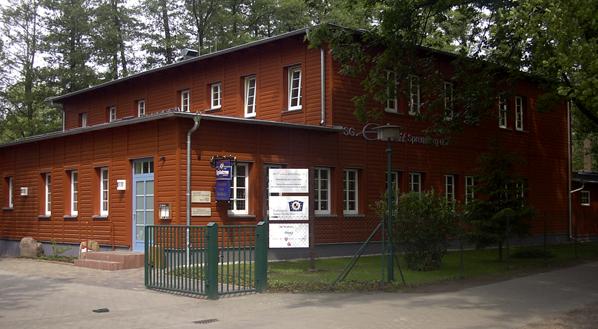 Bootshaus in Spremberg