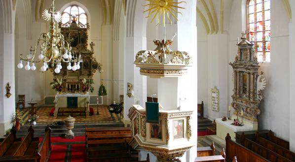 Evangelische Kreuzkirche Spremberg