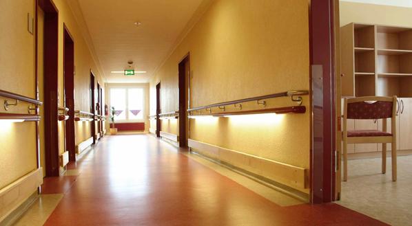 Pflegeheim und Wohnstätte Wiesenweg