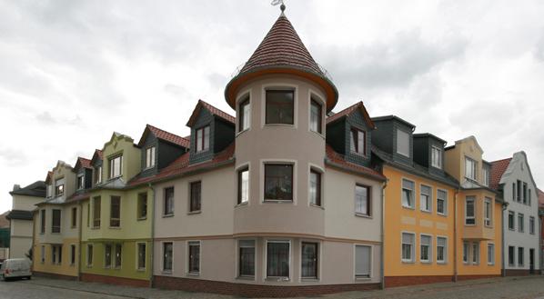 Seniorenwohnhaus Jüdengasse / Töpferstraße