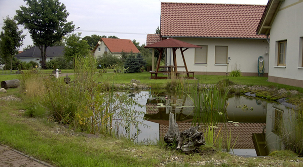 Wohngehöft in Klein Loitz