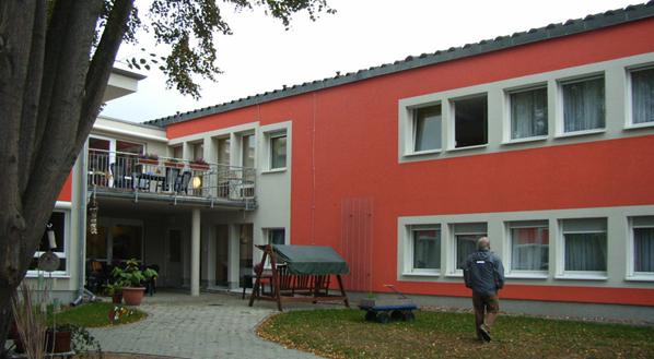 Wohnstätte Kraftwerkstraße