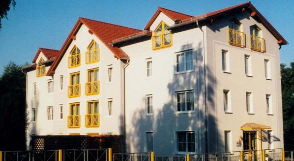 Wohnstätte für Behinderte 24 Wohneinheiten