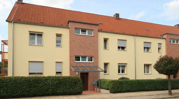 Mehrfamilienwohnhäuser Heinrichsfelder Allee