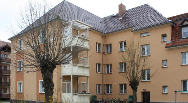 Mehrfamilienwohnhaus Waldstraße 11-12