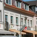 Blumenhaus Golnik und Burgpassage